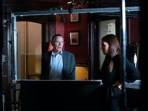 EastEnders brings in stars' real-life partners for intimate scenes