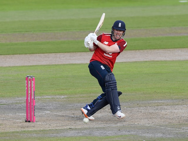 Eoin Morgan says one-day series against Australia will help team in World Cup