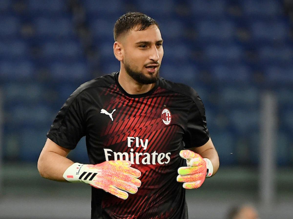 Chelsea Planning Move For Ac Milan Goalkeeper Gianluigi Donnarumma Next Summer Sports Mole