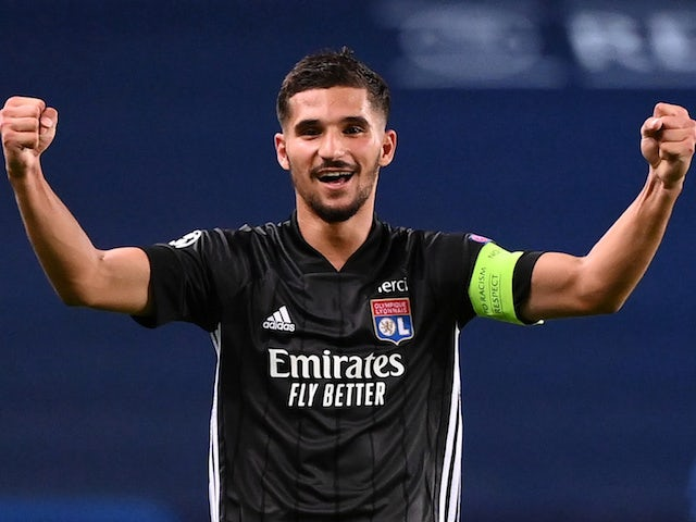 Houssem Aouar rules out January move to Arsenal