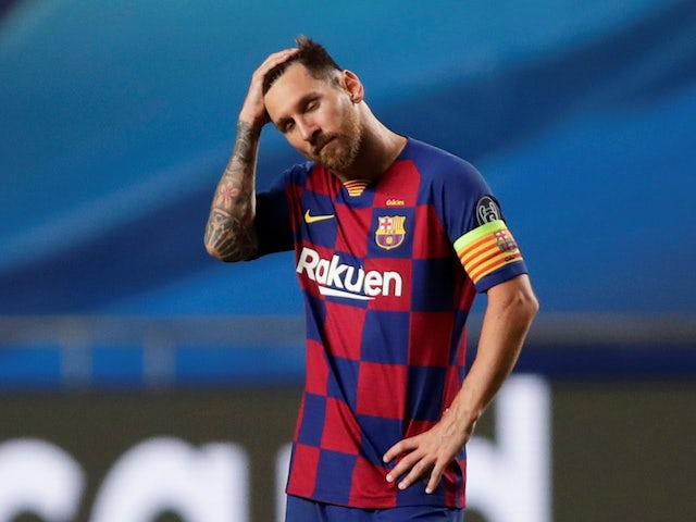 Messi's father 'informs PSG his son wants Man City move'