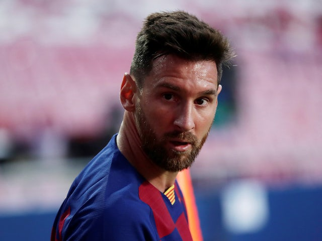 Juventus 'make contact with Lionel Messi'