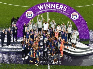 Lyon beat Wolfsburg for record fifth successive Women's Champions League title