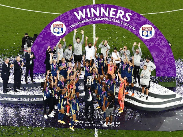 Result: Lyon beat Wolfsburg for record fifth successive Women's Champions League title