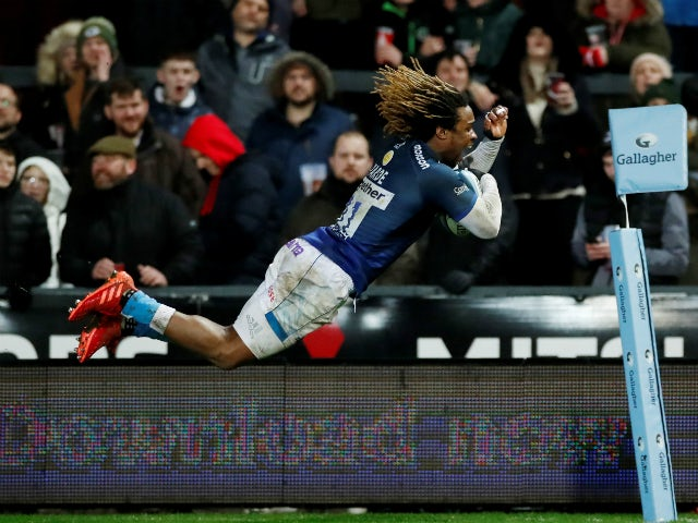 Marland Yarde reveals Sale teammates received death threats over not taking a knee