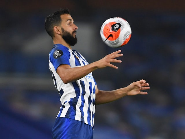Martin Montoya joins Real Betis from Brighton & Hove Albion