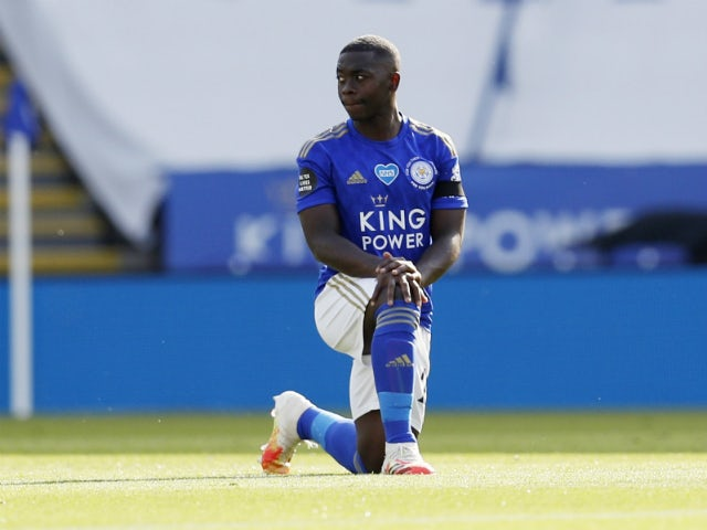 Leicester City tie down Nampalys Mendy to new two-year deal