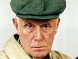 Richard Wilson as Victor Meldrew in One Foot in the Grave