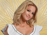 Sarah Harding on Celebrity Big Brother