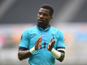 AC Milan 'in talks with Tottenham Hotspur over Serge Aurier'