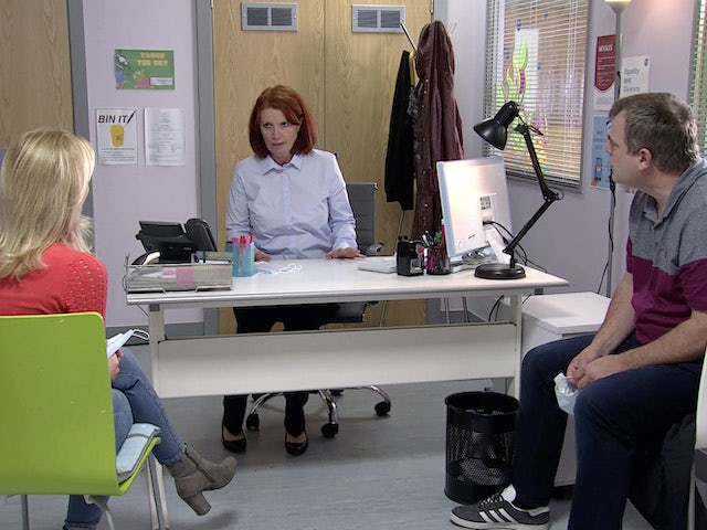 The doctor has devastating news about Oliver on Coronation Street's second episode on September 11, 2020