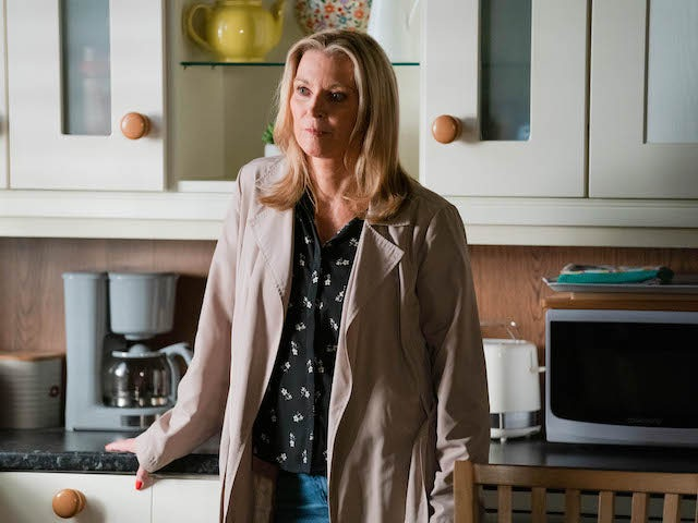 Kathy on EastEnders on September 8, 2020