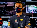 Albon to keep Red Bull sponsorship in 2022 - Capito