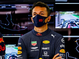Albon podium performance 'not very good' - Verstappen