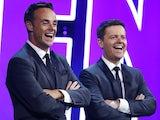 Ant and Dec on Britain's Got Talent season 14 semi-final 1