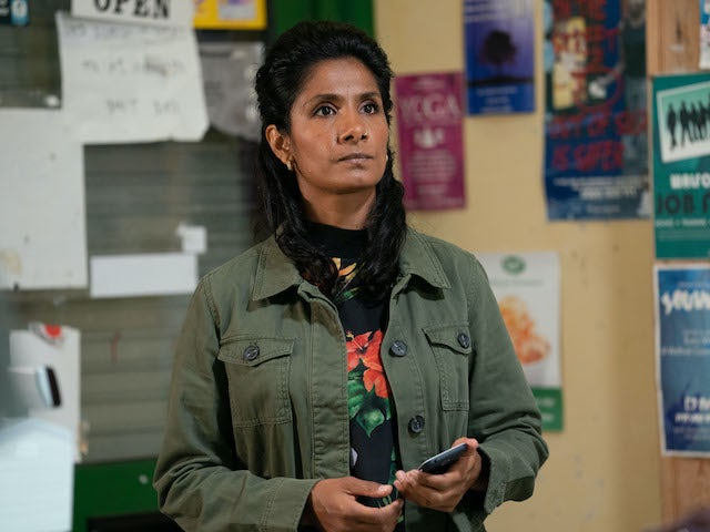Suki on EastEnders on September 11, 2020