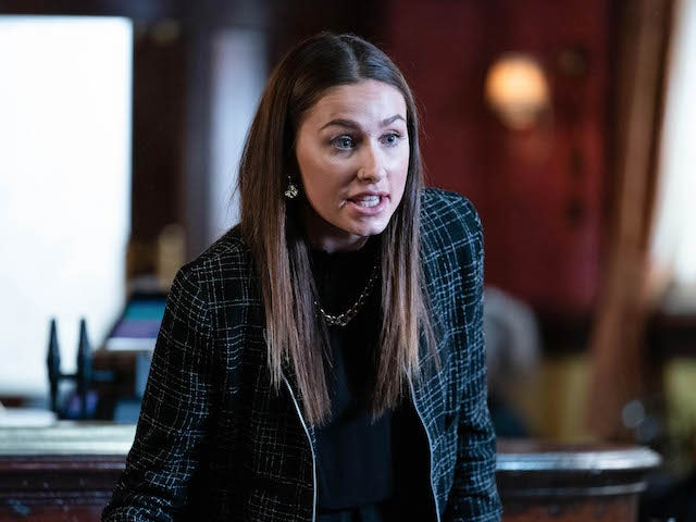 Dotty on EastEnders on September 7, 2020