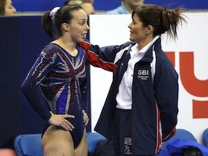 Tweddle: 'I experienced enthusiasm within domestic gymnastics'