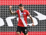 Southampton striker Danny Ings pictured in July 2020