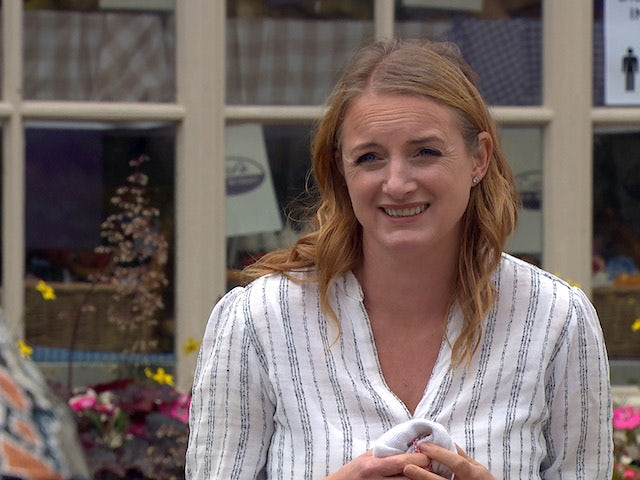 Nicola on Emmerdale on September 7, 2020
