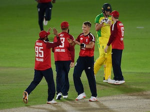 England beat Australia by two runs in thrilling opening T20
