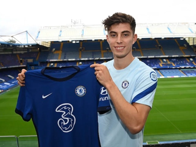 Havertz 'forfeited £9m bonus to seal Chelsea move'