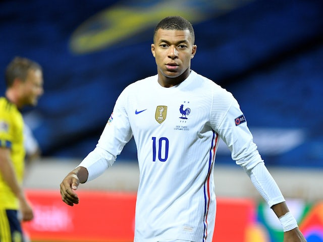 Tuesday's papers: Kylian Mbappe, Luis Suarez, Thomas Partey