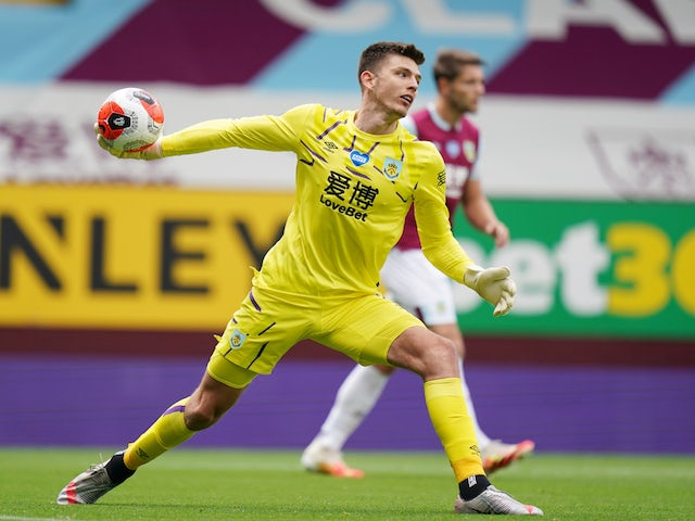 Nick Pope: 'Liverpool are very dangerous opponents'