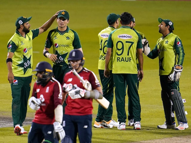 Result: England fall short as Pakistan ensure drawn T20 series