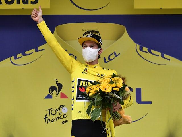 Primoz Roglic admits claiming yellow jersey is dream come true