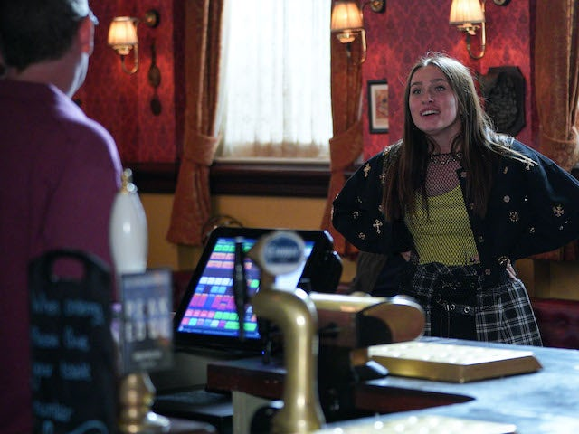 Dotty on EastEnders on September 11, 2020