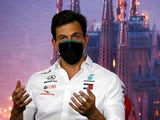 Mercedes' Team Principal Toto Wolff pictured in August 2020