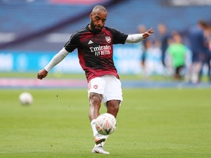 Atletico Madrid want Arsenal's Alexandre Lacazette?
