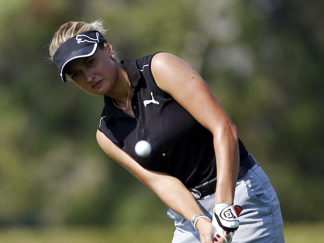 Amy Boulden fires eight birdies to take maiden LET title at Swiss Ladies Open