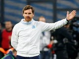 Andre Villas-Boas in charge of Marseille on February 8, 2020