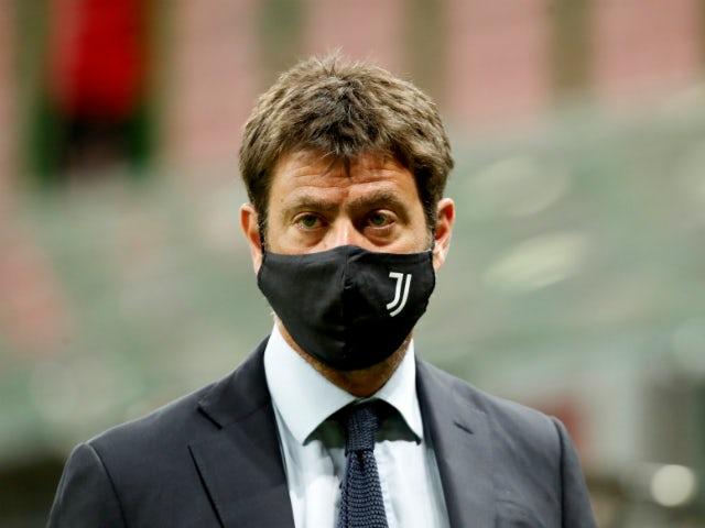 ECA chief Andrea Agnelli: 'European clubs face a €575 rebate due to coronavirus pandemic'