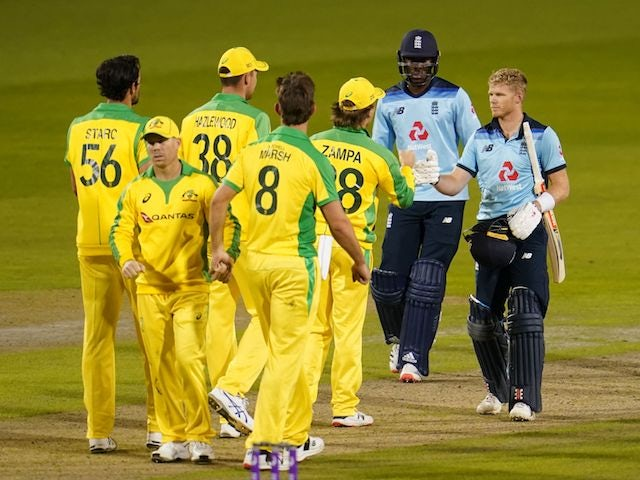 Result: Australia beat England in ODI opener despite Sam Billings ton