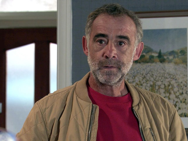 Kevin on Coronation Street on September 25, 2020