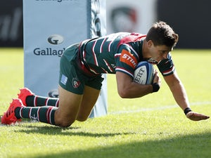 Zack Henry kicks 20 points as Leicester beat Northampton in derby