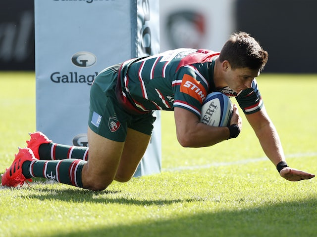 Result: Zack Henry kicks 20 points as Leicester beat Northampton in derby