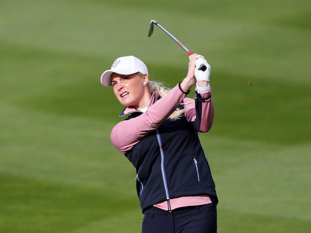 Charley Hull out of ANA Inspiration after positive coronavirus test