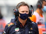 Christian Horner pictured on July 19, 2020
