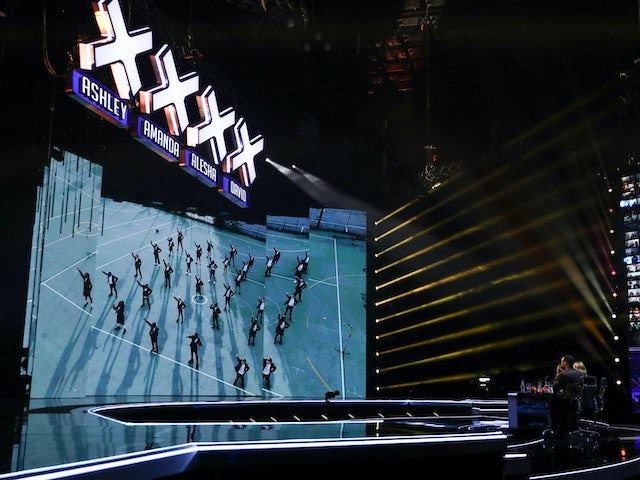 Class Dynamix on the second semi-final of Britain's Got Talent on September 12, 2020