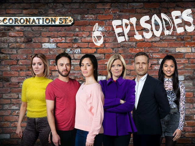 Picture Spoilers: Next week on Coronation Street (September 14-18)