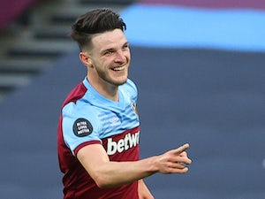 Frank Lampard 'changes mind over Declan Rice'