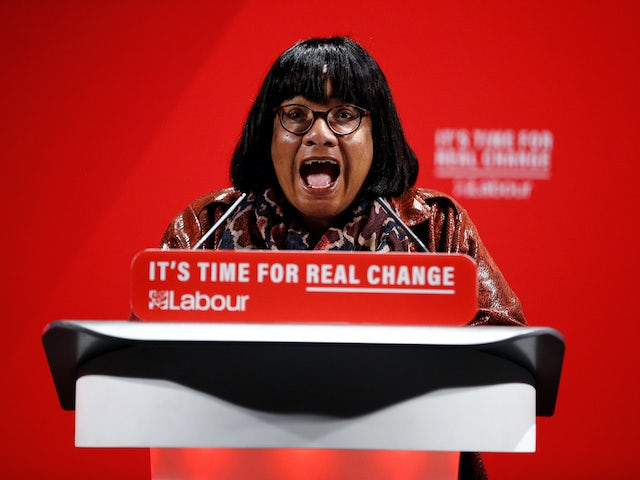 Diane Abbott reveals she turned down Strictly Come Dancing