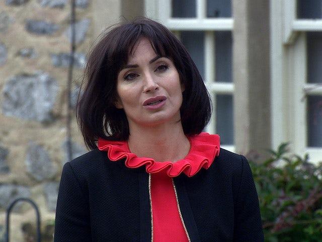 Leyla on the second episode of Emmerdale on September 17, 2020