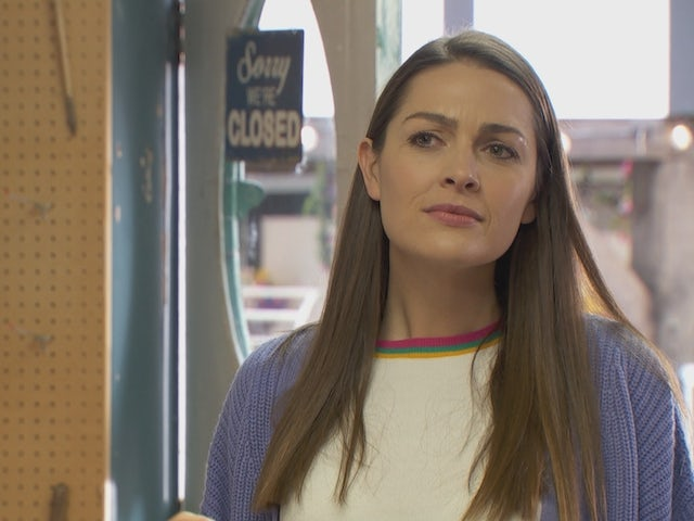 Sienna on Hollyoaks on September 21, 2020