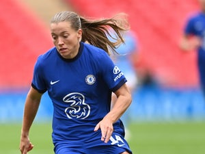 Injured Fran Kirby withdraws from England squad for Germany friendly