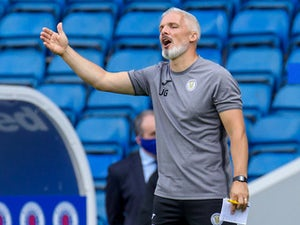 Jim Goodwin bemoans two refereeing decisions in St Johnstone defeat